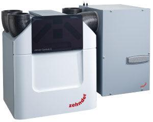 Maasoojusvaheti ComfoFond-L ventilatsiooniseadmele